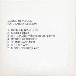 Nate Farley Session by Guided By Voices