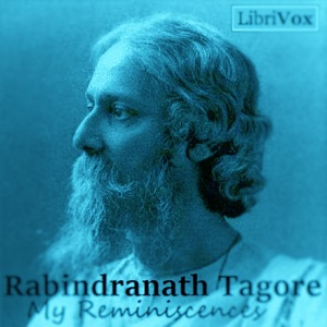 My Reminiscences(8987) by Rabindranath Tagore audiobook cover art image on Bookamo