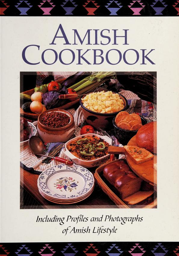 Amish Cookbook by