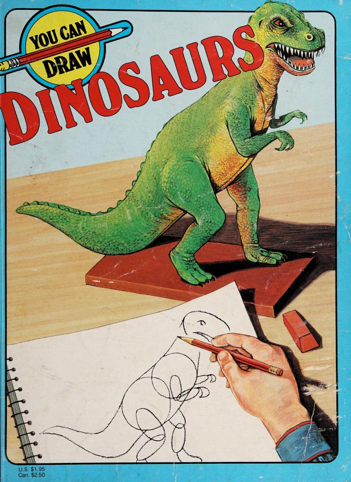 You Can Draw Dinosaurs by Debby Henwood