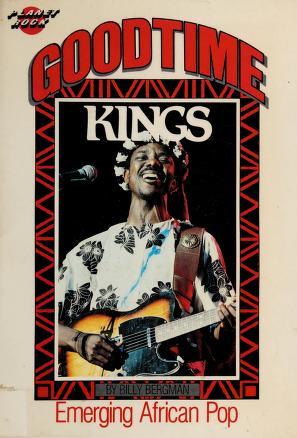 Cover of: Goodtime kings | Billy Bergman